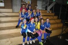 Glade jenter på cup!